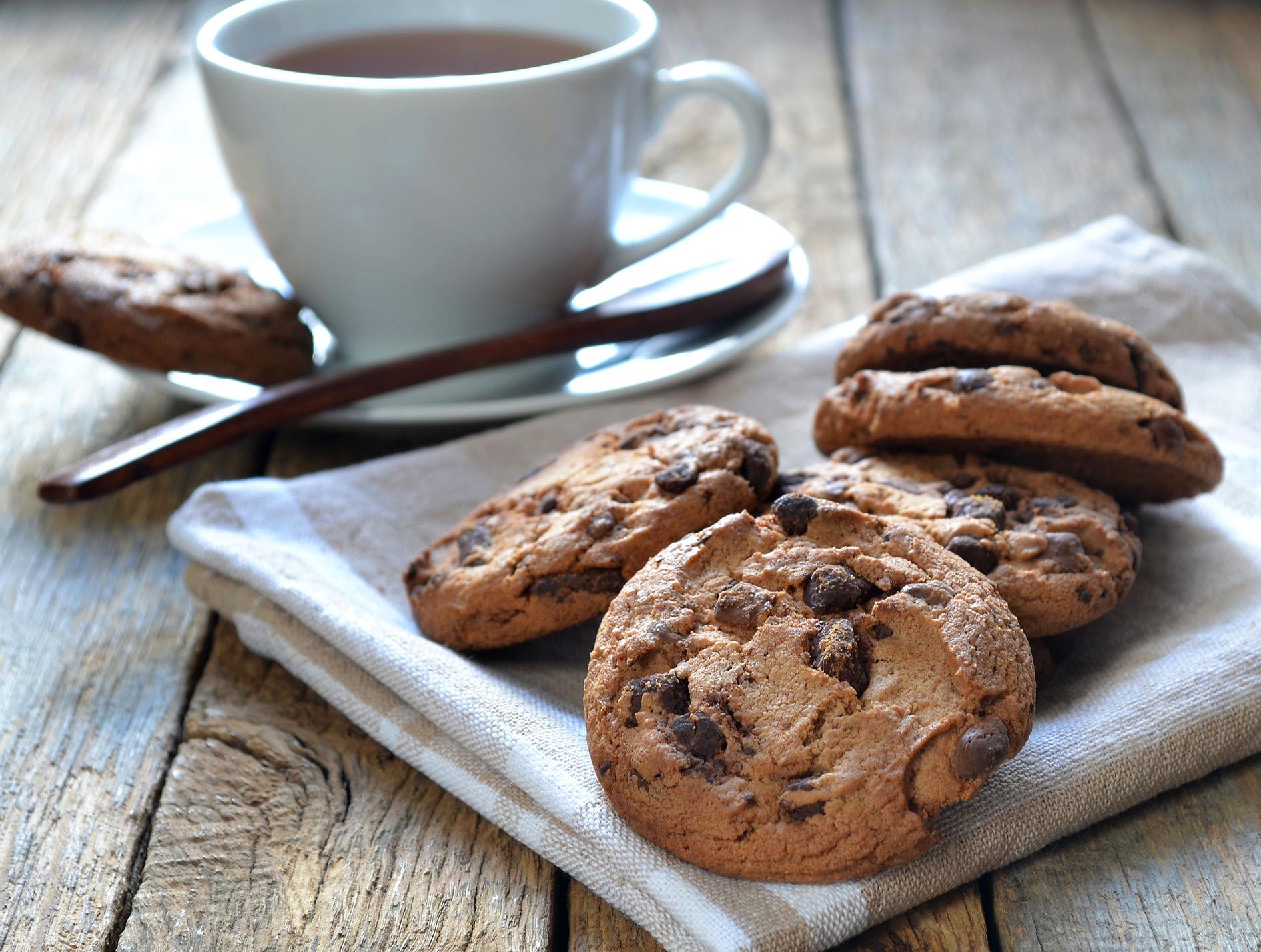 45分あれば出来る、簡単チョコチップクッキーの作り方